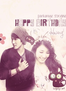 Req - Happy Birthday, Hwang! (Redo)